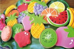Trendy ideas for fruit party kids birthday cakes Fruit Birthday, First Birthday Parties, Birthday Party Themes, First Birthdays, Birthday Cakes, Tutti Frutti, Tutti Fruity Party, Second Birthday Ideas, Gateaux Cake