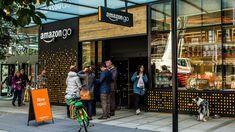 El futuro de las tiendas, cero cajeros, cero filas escoga lo que quieres y salís de la tienda. La tienda rastrea lo que llevas y te hace el cobro automáticamente. Por @Amazon  / Amazon Go the future of retail. #negocios #comercioelectronico