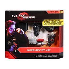 Spy Gear – Micro Spy Kit XS1  http://www.bestdealstoys.com/spy-gear-micro-spy-kit-xs1/