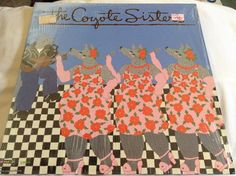 The Coyote Sisters Self Titled LP Vinyl