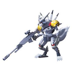 Danball Senki 1/1 Scale Plastic Model : LBX 005 HUNTER