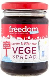 Freedom Foods Vege Spread Coles, Woolworths, Aldi Prices and Specials Aldi Prices, Marmite, Vegan Dishes, Seal, Freedom, Give It To Me, Gluten, Vegetarian