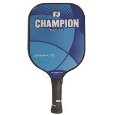 Pickleball, Inc Champion Graphite Pickleball Paddle