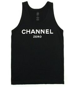 Can't wait for summer?, this #ChannelZero tank is just what you need! www.houseoftreli.com