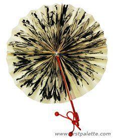 Asian Folding Fan craft