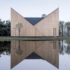 AZL Architects, Nanjing Wanjing Garden Chapel, eastern China