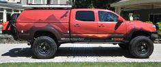 FS: Exceptional 2008 Overland Tacoma, Prepared by AT Overland
