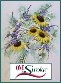 Photos of One Stroke Painting | Crossroads Women's Ministry - One Stroke Painting