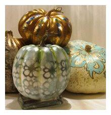 Pumpkins with Panache