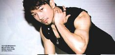 G.O. MBLAQ- One of the few men I think looks hot with a goatee :)