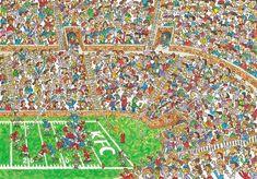 Where's Waldo? - Где Уолли?