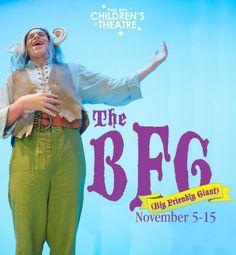 The BFG - November 5 - 15