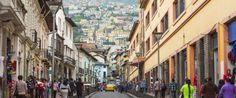 Most of us have a deep, sneaking dream to just quit everything and go abroad. If you're going to make the scene change permanent, here's a list of 10 of the best places to live abroad Best Places To Live, Oh The Places You'll Go, Places To Travel, Places To Visit, Travel Destinations, National Geographic, Quito Ecuador, Living In Europe, Equador