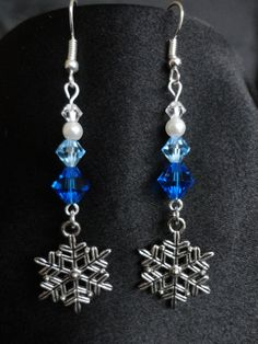 Outlander Inspired Earrings by TheMagpizeNest on Etsy