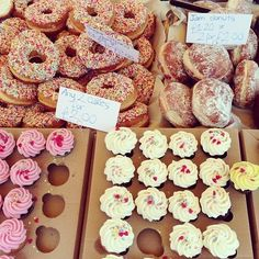 ♡Which would you prefer: Donuts, or Cupcakes? x ♡