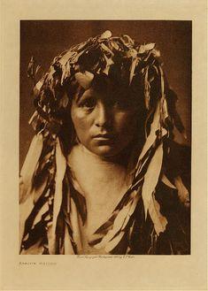 Indígena de América del Norte por Edward S. Curtis (1903-0
