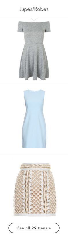 """""""Jupes/Robes"""" by ines-louu ❤ liked on Polyvore featuring dresses, vestidos, short dress, light blue, diane von furstenberg dress, blue dress, light blue mini dress, light blue short dress, short blue dresses and skirts"""