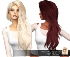 Anto Glare: Solids at Miss Paraply via Sims 4 Updates
