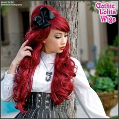 (http://www.gothiclolitawigs.com/gothic-lolita-wigs/countess-collection-rouge-burgundy-wine-red/)