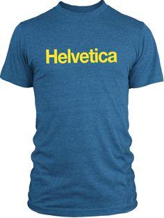 Big Texas Helvetica (Yellow) Vintage Tri-Blend T-Shirt