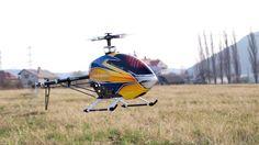 T-REX 600 EFL PRO šestikoule