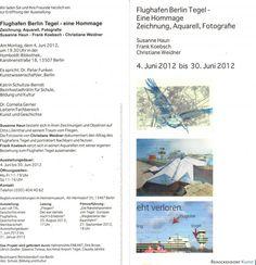 """Preparing the exibition """"Flughafen Berlin Tegel - eine Hommage"""" Susanne Haun   www.susannehaun.com"""