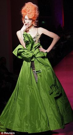 Jean-Paul Gaultier unveils Couture collection inspired by Amy Winehouse