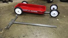 hot rod wagon radio flyer - Google Search