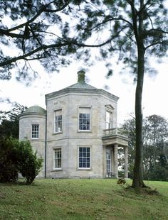 The Temple of the Winds, Mount Stewart, Co. Down, James Stuart, about 1782-3. Courtesy of Mount Stewart, County Down (The National Trust), © NTPL