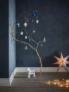 IKEA - STRÅLA, Lamp shade, dotted white, Create your own personalised pendant or table lamp by combining the lampshade with STRÅLA cord set or base. Ikea Christmas, Scandinavian Christmas, Christmas 2019, Christmas Lights, Christmas Decorations, Classy Christmas, Blue Christmas, Xmas, H&m Home
