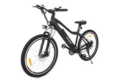 Electric bikes are fast becoming a popular form of transport for many people, but they are also finding their way into mountain biking sports as well. Best Electric Bikes, Electric Mountain Bike, Mountain Biking, Bicycle, Sweet, Candy, Bike, Bicycle Kick, Bicycles