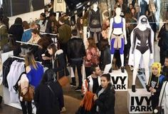 With the launch of Beyoncé's new athleisure line Ivy Park, long await is over! The Ivy Park stores were opened out with little fanfare. The cloths are made available via Topshop, Nordstrom, Net-A-Porter and other sellers.