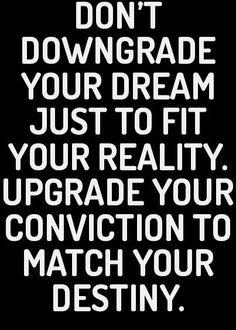 NEVER will I downgrade