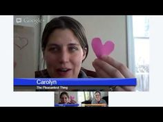 Valentine's Day Fun and Learning for Kids - G+ hangout!