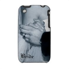 Bride And Groom Wedding 3g iphone Cover Cases