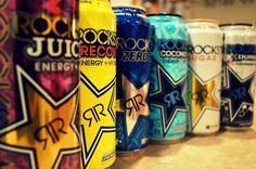 Rockstar Energy :)