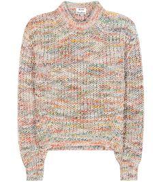 mytheresa.com - Zora en laine mélangée Pull »Acne Studios ► mytheresa.com - Mode de luxe pour les vêtements femmes / Designer, chaussures, sacs