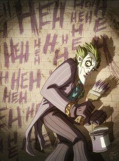 Joker by Otis Framton
