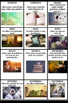 Historia, Reading
