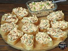 Appetizer Recipes, Appetizers, Finger Foods, Food Inspiration, Sandwiches, Good Food, Food And Drink, Healthy Eating, Favorite Recipes