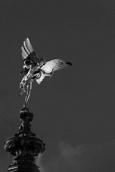Eros - the heart of Piccadilly #180Piccadilly