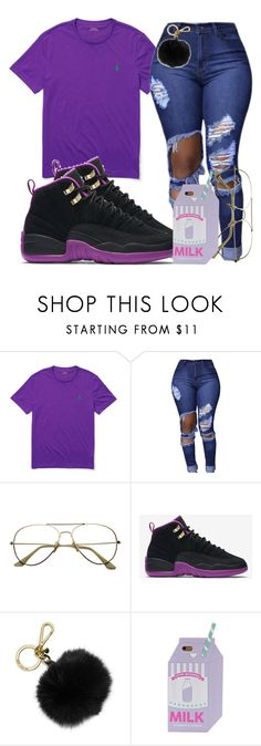 """""""Lit"""" by bestdressed101 ❤ liked on Polyvore featuring Ralph Lauren, NIKE and MICHAEL Michael Kors"""
