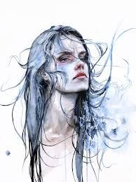 Image result for agnes cecile watercolor