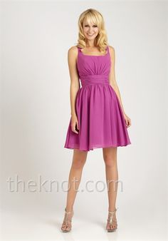 Allure Bridesmaids Bridesmaid Dresses - not this color, but otherwise i like!