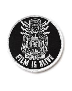 Film Is Alive Patch (Glow-in-the-Dark)