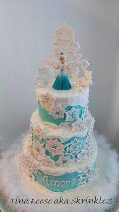 ...  Disney Frozen Birthday, Disney Frozen Cake and Disney Frozen