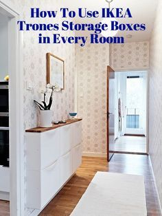 ikea trones instructions google search entry way pinterest ikea ikea hack und ikea decor. Black Bedroom Furniture Sets. Home Design Ideas