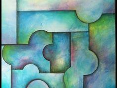 16 Meilleures Images Du Tableau Imaginamandine Peinture Abstrait