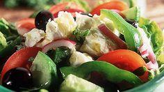 Greek Salad - RTÉ Lifestyle