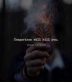 Comparison will kill you. via (https://ift.tt/2GKLSZV)